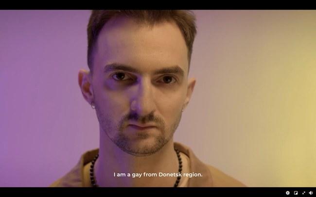 Watch: Das schwere Schicksal der schwulen Soldaten in der Ukraine