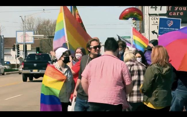 Watch: Homophobie im Alltag - diesmal in Appleton