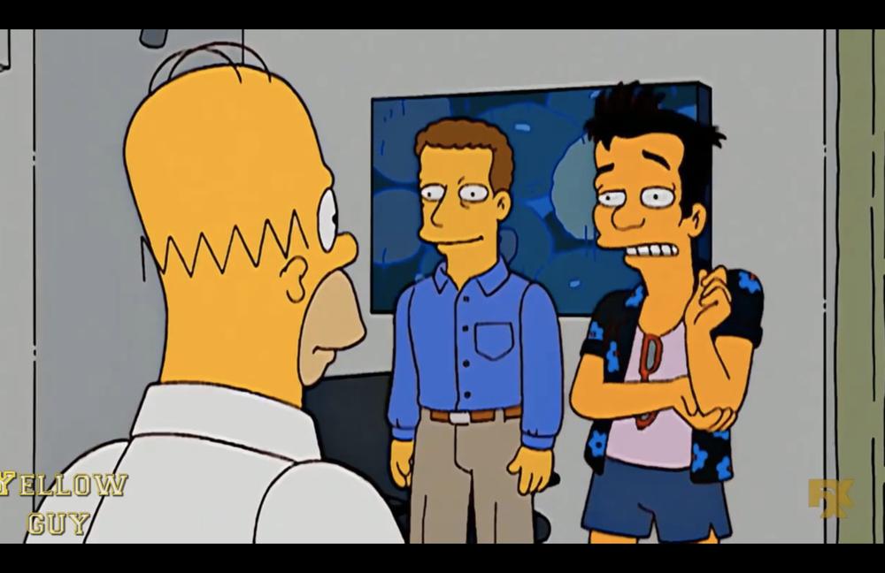 Watch: Julio bei den Simpsons erhält eine neue Stimme