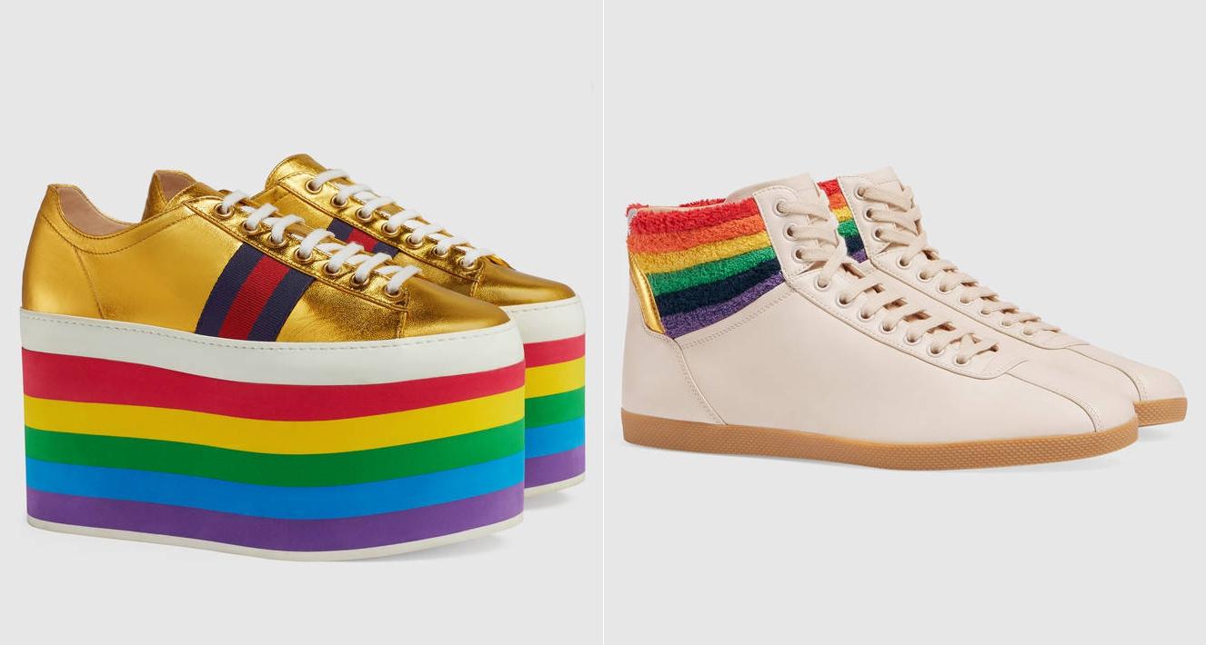 FASHION: Gucci s Rainbow Kollektion - GAY.CH · Alles bleibt
